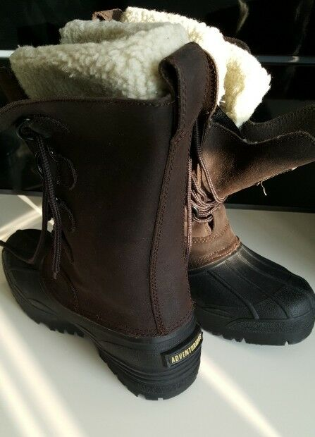 Canadian Stiefel Adventuridge Gr.42 Neu  Winterstiefel