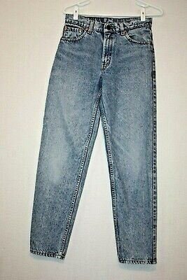Levi\u2019s Made in the USA 80s90s stone washed 550 Red Tab vintage jeans 32W\u202230L