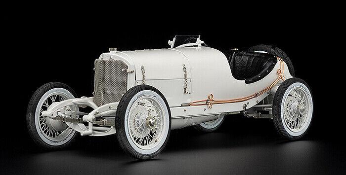 1 18 CMC 1924 Mercedes Benz Targa Florio white M-206