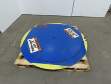 Tamps Equipment 51 Floor Height Pallet Turn Table Carousel Disc 4000lb