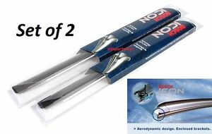 Bosch Direct Connect Oe Fitment Wiper Blade Set Of 2 Front 26 034 Amp  ... -OE-Fitment-Wiper-Blade-Set-of-2-Front-Left-Right-26-034-amp-20-034