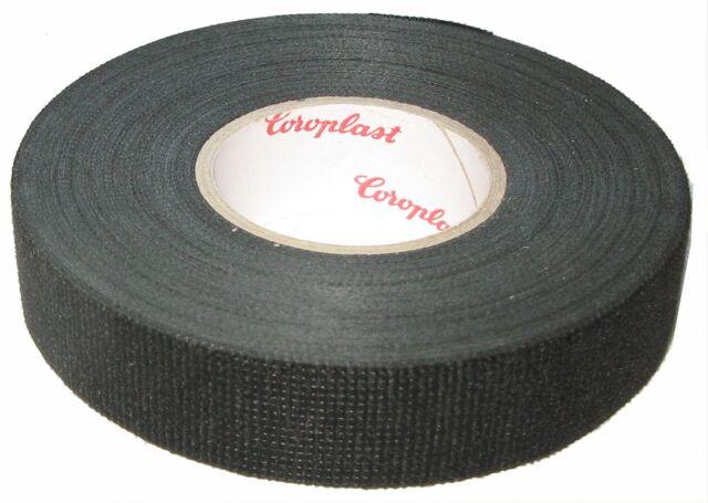 Coroplast Motor Vehicle Fabric Tape with Fleece 8551 19mm x 25m Adhesive Mwst.