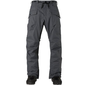 2016-NWT-MENS-ANALOG-FIELD-SNOWBOARD-PANTS-faded-slouch-fit-zip-up