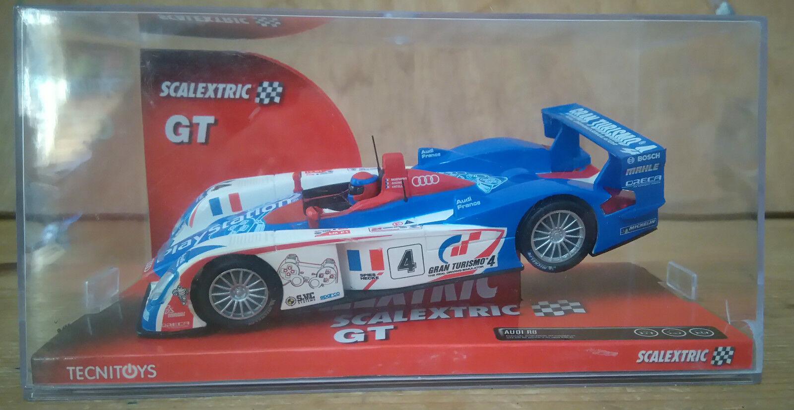 Scx no. 6333-Audi R8 Playstation Team Oreca-Le Mans 2005-escala 1 32 - Nuevo