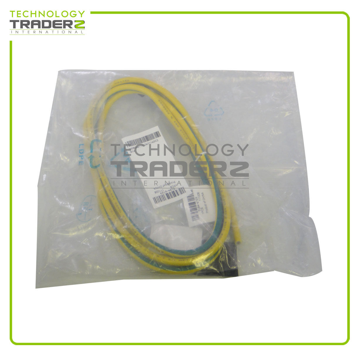 5184-6729 HP 2m Chassis Ground Cable * New Bulk *