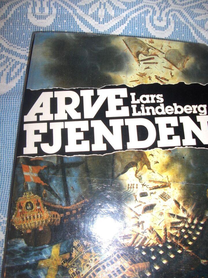 Arvefjenden, Lars Lindeberg, emne: historie og samfund