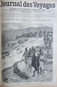 Zeitung-der-Voyages-Nr-942-von-1895-Legende-Tumuc-Humac-Guerre-Madagaskar-China