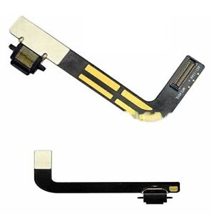Ribbon Flex Cable Charger Charging Port Dock Usb Connector Data Replacement Repair Parts For Apple Ipad 4 A1458 A1459 A1460 Consumer Electronics