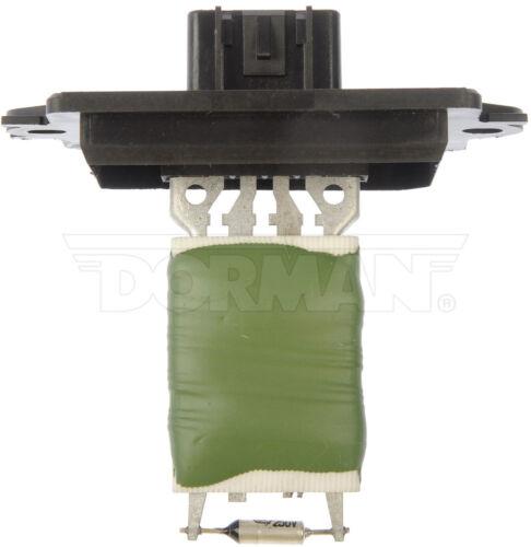 HVAC Blower Motor Resistor Dorman 973-028