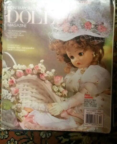 Bambola Contemporanea Collezionista Dec 92