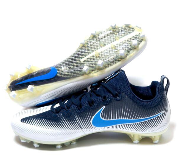6a1abfff8 NEW Nike Vapor Untouchable Pro Football Cleats Navy Blue SZ 13.5 925423-131