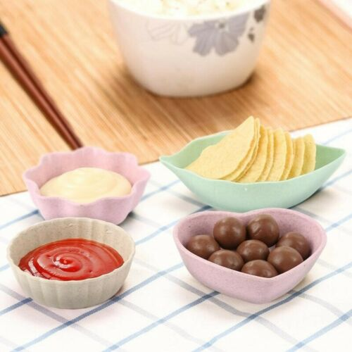 Kitchen Dishes Tools  Sauce High Quality Snack Dish Bowl 4Pcs Set Food Platter