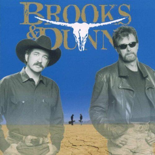 1 of 1 - Brooks & Dunn - Tightrope - Brooks & Dunn CD 6IVG The Cheap Fast Free Post