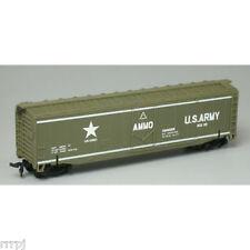 HO US ARMY  RAILWAY AMMO EXPLODING BOX     MP  99164  US ARMY