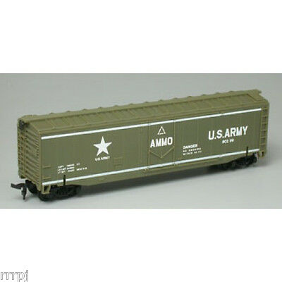 HO US ARMY  RAILWAY AMMO EXPLODING BOX     MP  99164  US ARMY