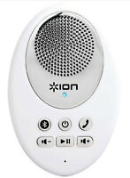 Ion Wireless Bluetooth Waterproof Shower Speaker Music And Phone