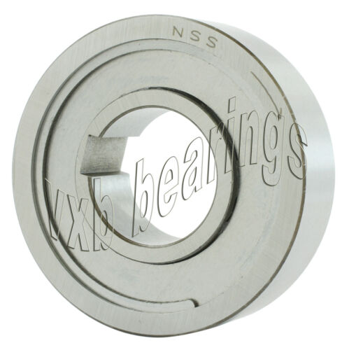 NSS15 One Way 15x35x11 6202 Bearing Support Required Backstop Clutch 12522