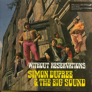 SIMON-DUPREE-WITHOUT-RESERVATIONS-MUSIC-ON-VINYL-RECORDS-VINYLE-NEUF-NEW-VINYL