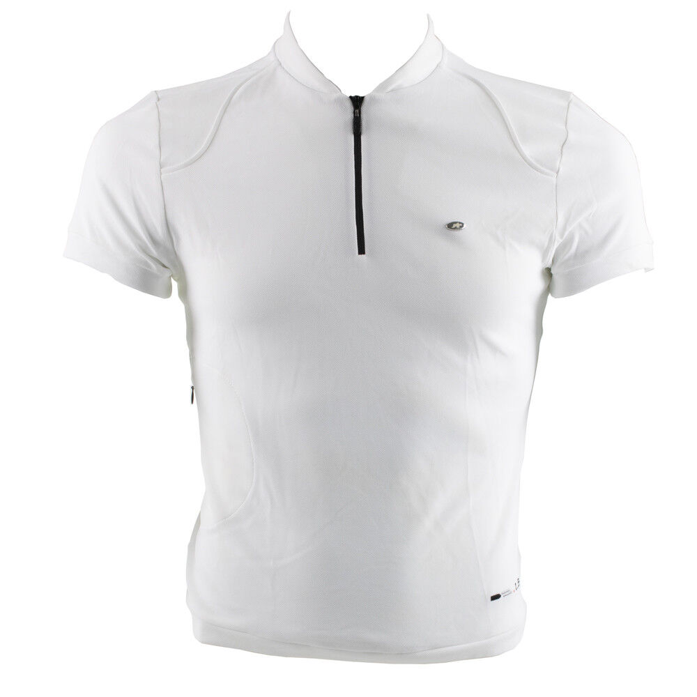 ASSOS DOPO BICI ACTIVITY POLO SS White Small