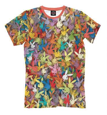 Кролики Playboy NEW t-shirt Playboy Rabbits 139677