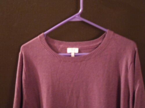 Trim Cotton Lori Lace W By Sweater 3x Nip Maple Cashmere Goldstein Logo qUTSv7wv