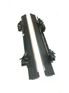 Power Running Boards >> Details About New Cadillac Escalade Retractable Power Step Running Board Assembly Set