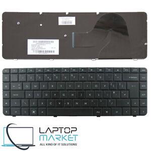 New HP Compaq Presario CQ62 G62 CQ56 G56 CQ56-100 UK Laptop Keyboard 606685-031