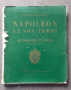 1935-CATALOGUE-DE-VENTE-COLLECTION-E-BROUWET-NAPOLEON-DROUOT-2eme-PARTIE-E-C