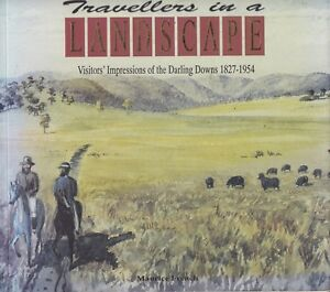 DARLING-DOWNS-1827-1954-colonial-history-queensland-qld-pure-merinos-railway