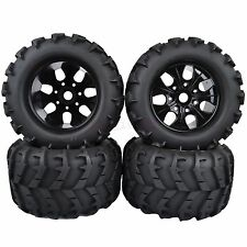 4PCS 150mm 17mm Hub RC 1/8 Off-Road Monster Bigfoot Truck Foam Rubber Tyre Tires