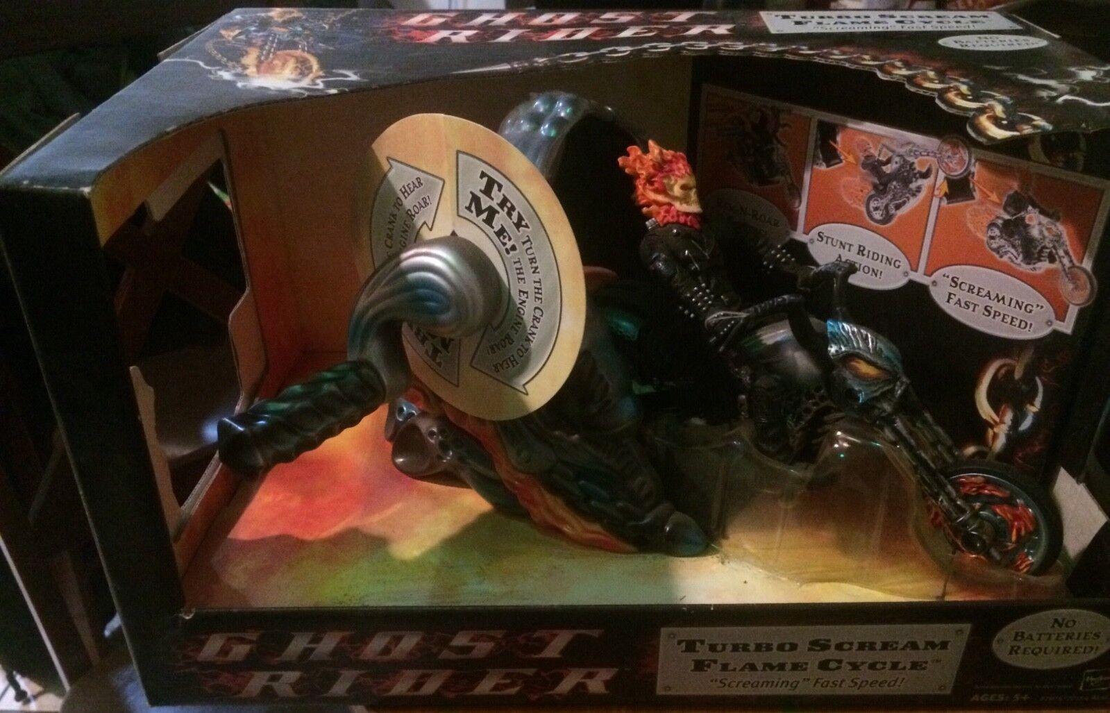 Ghost rider turbo schreien zyklus hasbro