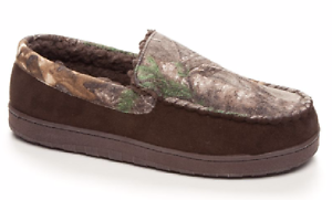64e57293ff71d Image is loading Saddlebred-Realtree-Brown-Suede-Camo-Venetian-Memory-Foam-
