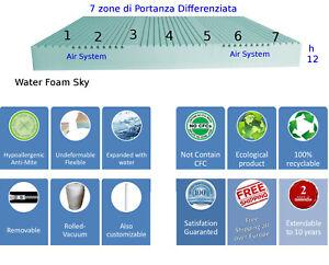 Materasso-Matrimoniale-WF-D-30-kg-MC-7-Zone-di-portanza-differenziata-Air-System