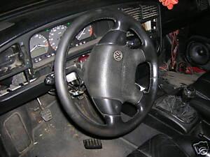 VW-Passat-Golf-3-Lenkrad-incl-Abdeckungen