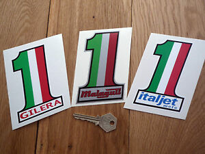 GILERA MALAGUTI ITALJET Italian Motorcycle Stickers EBay - Motorcycle stickersmotorcycle stickers ebay