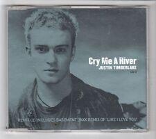 (HA885) Justin Timberlake, Cry Me A River - 2002 CD