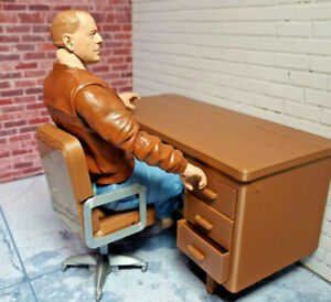 Desk-and-Chair-Set-1-10-Scale-Shop-Garage-Diorama-Action-Figure-Dollhouse