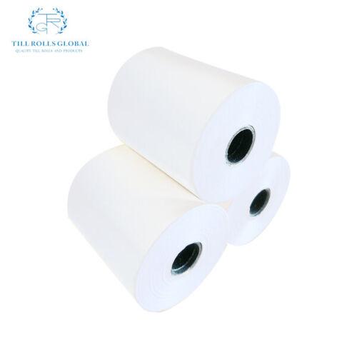 Thermal Papier Ladenkasse Quittung Rollen 57x57 40 Casio Se G1 SE-G1 SEG1