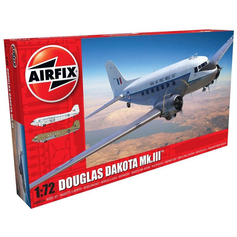 Airfix Douglas Dakota Mk.III (Scale 1 72) - A08015A - NEW