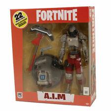 "McFarlane Toys  FORTNITE EPIC games  A.I.M ELIM AXE  7/"" Action figure  MIP!"