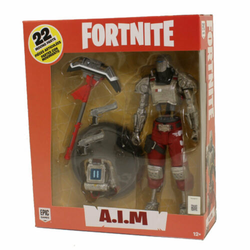 Dual Pistols A.I.M. Fortnite Battle Royale S5 McFarlane Toys Action Figure