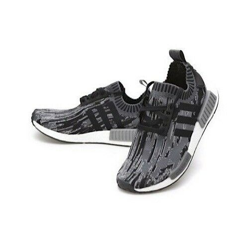 deed892975104  Adidas  NMD R1 PK BZ0223 Glitch Camo Prime knit Unisex Athletic Sports  Sneakers