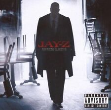 Img del prodotto  Jay-z ?? American Gangster - Cd Europe 2007