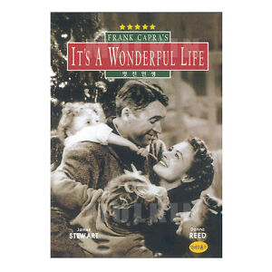 It 39 S A Wonderful Life 1946 Dvd James Stewart New Sealed All Region 8809046776359 Ebay