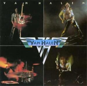 NEW-CD-Album-Van-Halen-Self-Titled-Mini-LP-Style-card-Case