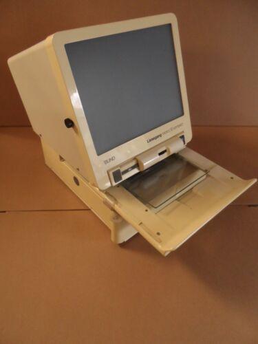 Liesegang micro l10  Microfiche  Lesegerät  28x Vergrößerungsgerät