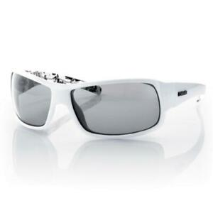 efa277122cb65 CARVE Sonny Black Sunglasses White Polarized Signature 610098984276 ...
