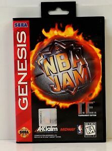 nba jam tournament edition genesis