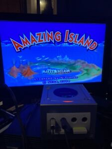 Amazing-Island-Nintendo-GameCube-2004-Complete-With-Manual-Tested