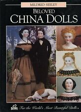Antique China Dolls - Makers Marks Fashions incl Reproductions Etc / Scarce Book
